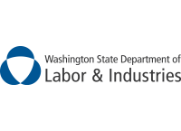 WA State Department of Labor & Industries Logo